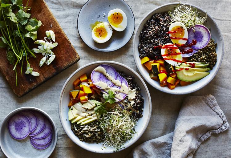 Vegan Hippy Bowl Recipe